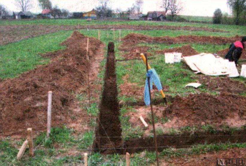 Земляные работы вручную в заокском районе тульской области прикольные дорожные знаки для выкупаffto кубань