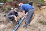 Подключение частного дома к водопроводу