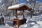 Это реально! колодец зимой в Заокском со скидкой